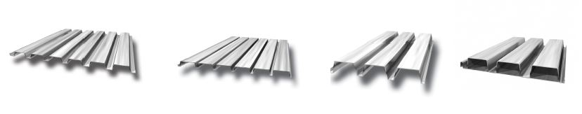 Industrial Steel Decking